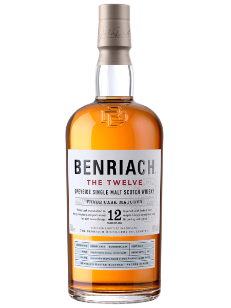 The Twelve - 12 Jahre - Single Malt Scotch Whisky