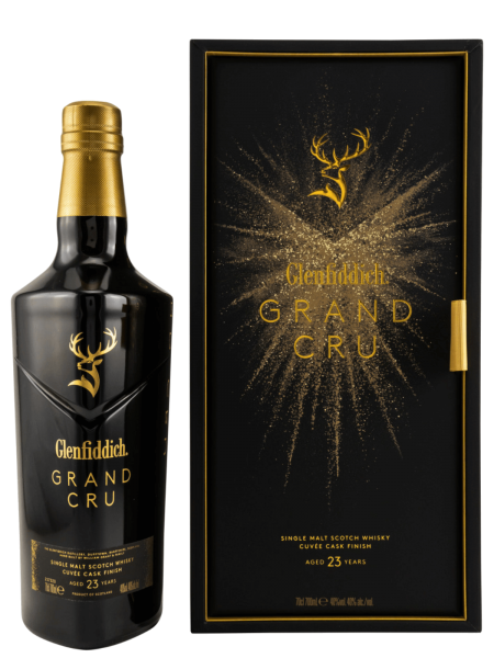 23 Jahre - Grand Cru - Cuvée Cask Finish - Single Malt Scotch Whisky