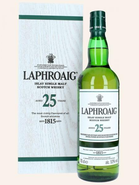 25 Jahre - Abfüllung 2018 - Islay Single Malt Scotch Whisky