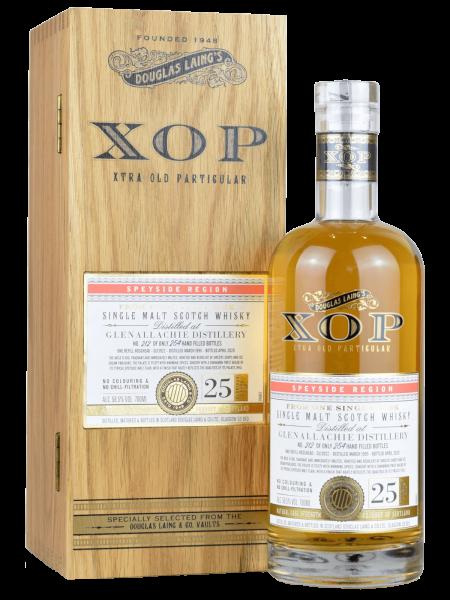 25 Jahre - 1995 - Douglas Laing - Xtra Old Particular - Single Malt Scotch Whisky