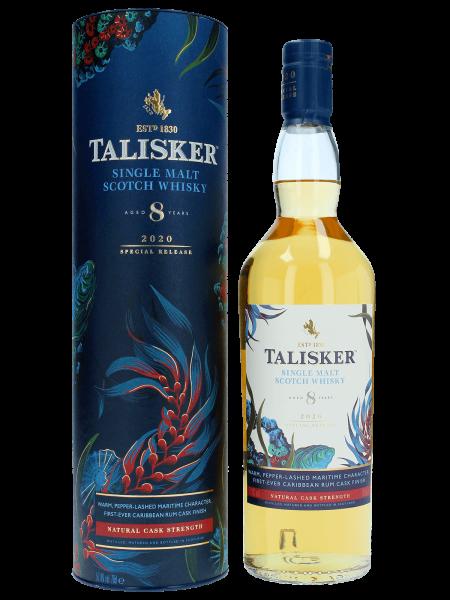 8 Jahre - Diageo Special Release 2020 - Single Malt Scotch Whisky