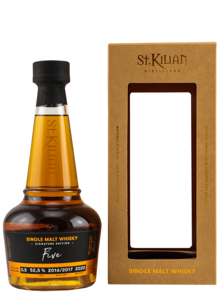 Signature Edition Five - 2017/2020 - Single Malt Whisky