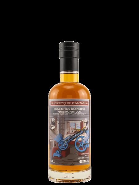 7 Jahre - That Boutique-y Rum Company - Batch 1 - Rum