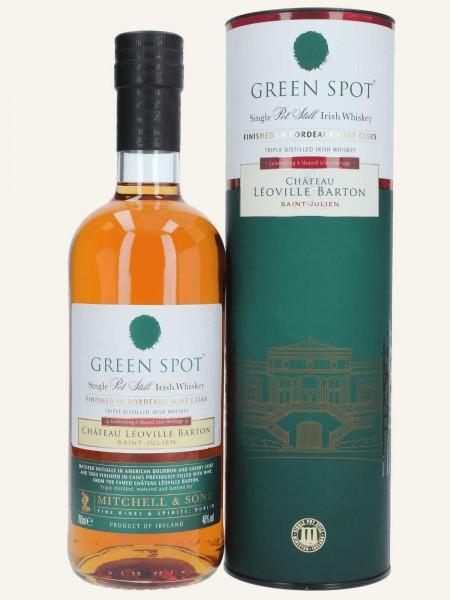 Green Spot - Bordeaux Cask Finish - Château Léoville Barton - Single Pot Still Irish Whisky