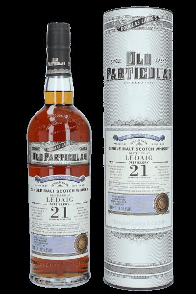 21 Jahre - 1998 - Douglas Laing - Old Particular - Single Malt Scotch Whisky