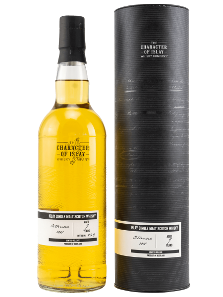 Octomore - 9 Jahre - 2011/2020 - The Character of Islay Whisky Company - Single Malt Whisky