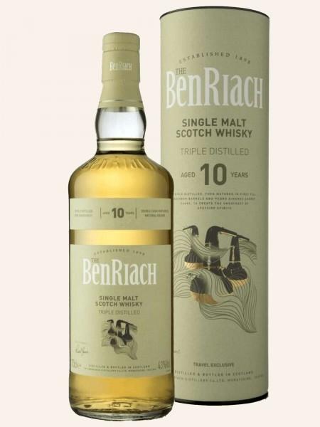 Triple Distilled - 10 Jahre - Single Malt Scotch Whisky
