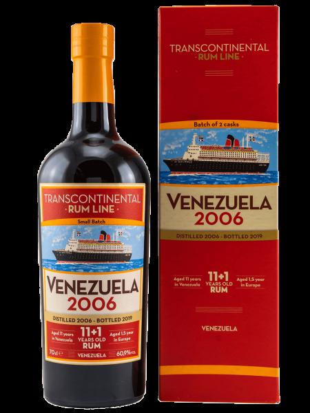 12 Jahre - Venezuela 2006 - Rum
