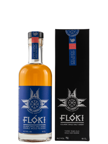 Double Wood Reserve - Mead Cask Batch #1 - Icelandic Single Malt Whisky