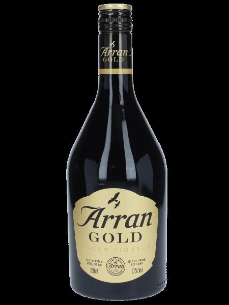 Gold - Cream Whisky Liqueur
