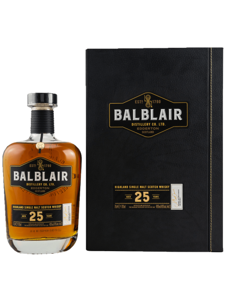 25 Jahre - Highland Single Malt Scotch Whisky
