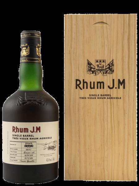 Single Barrel - 14 Jahre - Très Vieux Rhum Agricole