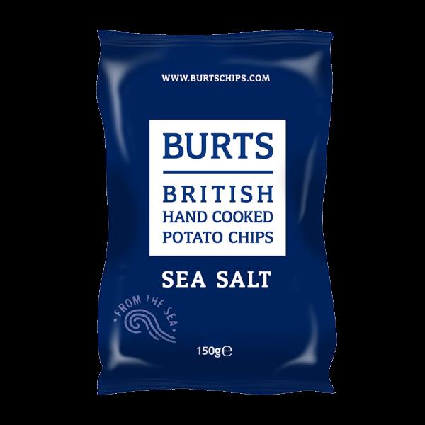 British Potato Chips Sea Salt