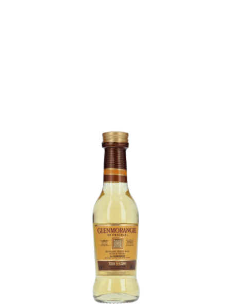 The Original - 10 Jahre - Highland Single Malt Scotch Whisky - Miniatur