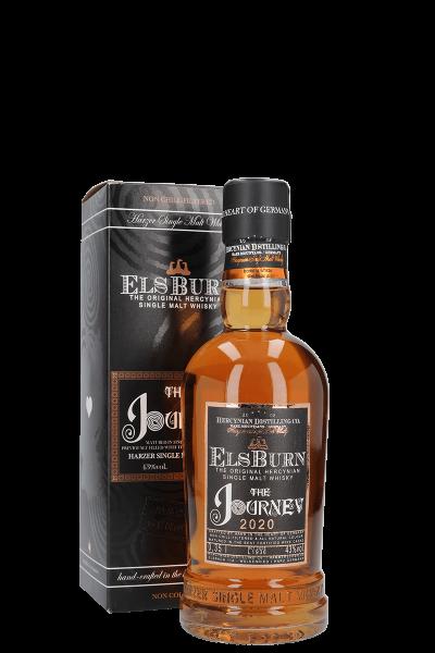 The Journey - 2020 - Glen Els -Single Malt Whisky - 0,35l