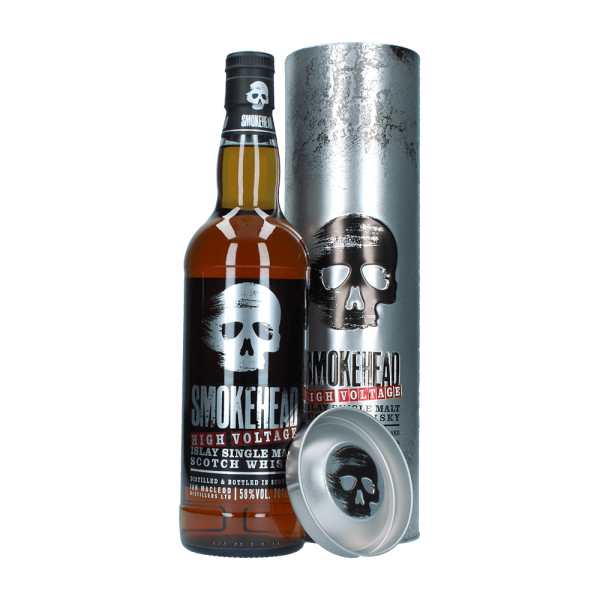 High Voltage - Islay Single Malt Whisky