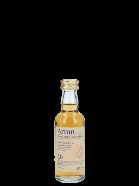Miniatur - 10 Jahre - Single Malt Scotch Whisky