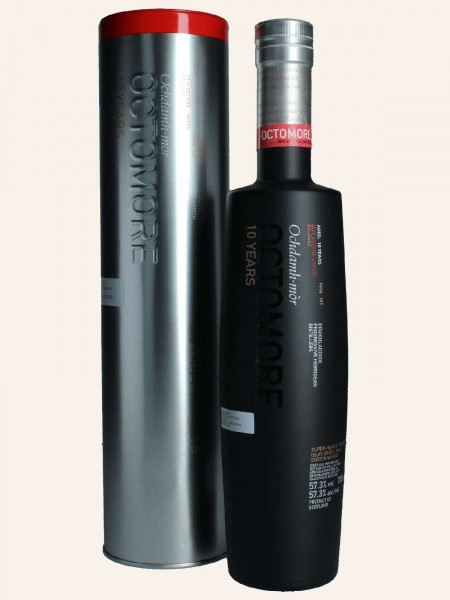 Octomore - 10 Jahre - Second Limited Edition - Single Malt Scotch Whisky