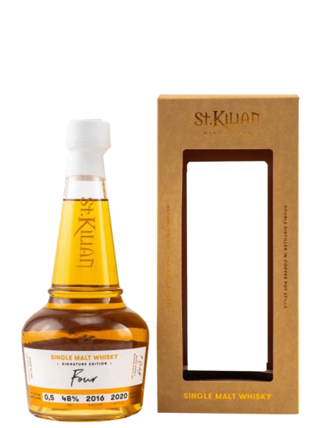 Signature Edition Four - 4 Jahre - 2016/2020 - PX Sherry - Single Malt Whisky