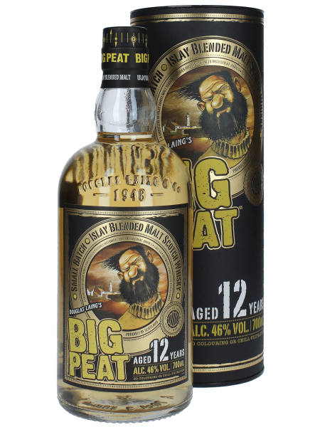 Big Peat - 12 Jahre - Blended Malt Scotch Whisky