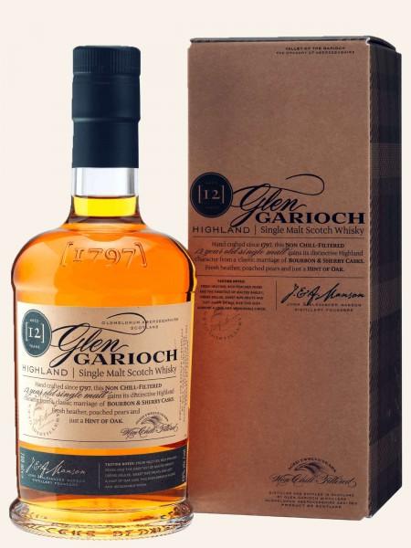 12 Jahre - Highland Single Malt Whisky