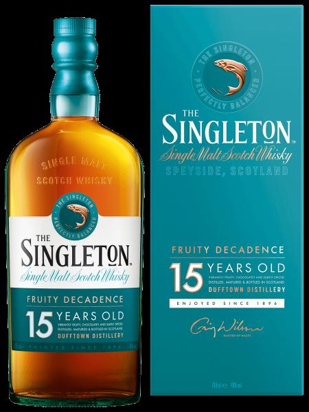 The Singleton - 15 Jahre - Single Malt Scotch Whisky