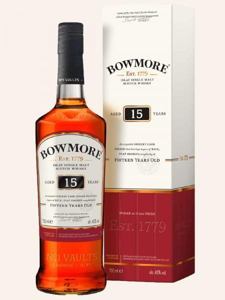 15 Jahre - Islay Single Malt Scotch Whisky