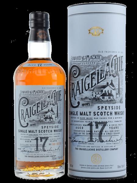 17 Jahre - Speyside Single Malt Scotch Whisky
