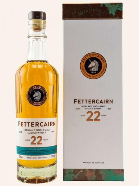 22 Jahre - Highland Single Malt Whisky