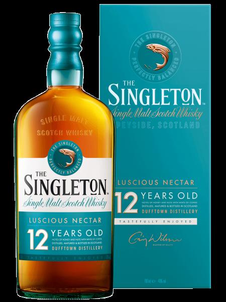 The Singleton of Duftown - 12 Jahre - Single Malt Scotch Whisky