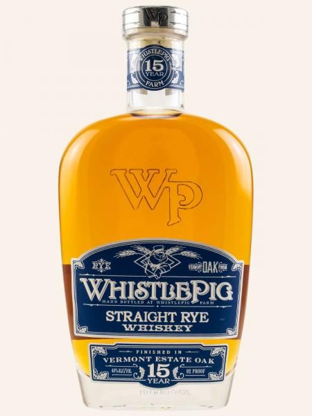 15 Jahre - Vermont Estate Oak - Straight Rye Whiskey