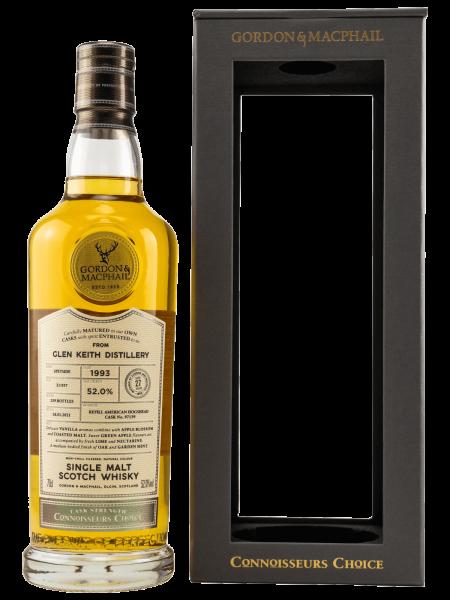 27 Jahre - 1993 - Gordon & MacPhail - Connoisseurs Choice - Single Malt Scotch Whisky