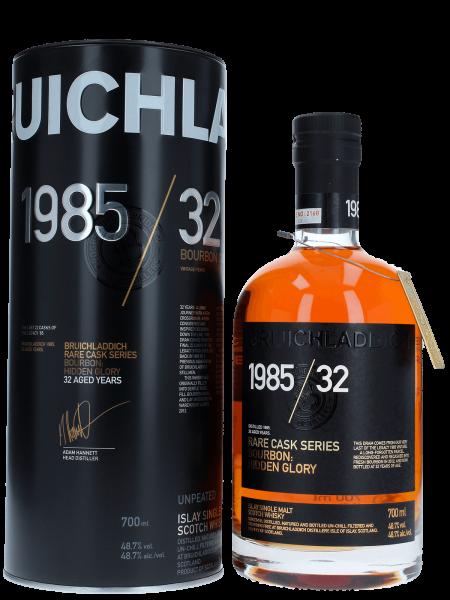 Hidden Glory - 32 Jahre - 1985 - Single Malt Scotch Whisky