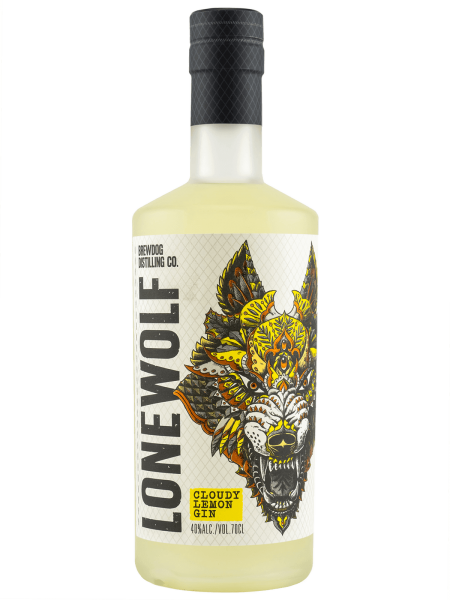 LoneWolf - Cloudy Lemon - Gin