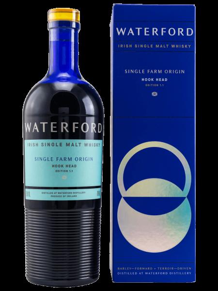 Hook Head - Edition 1.1 - Single Farm Origin - Irish Single Malt Whisky