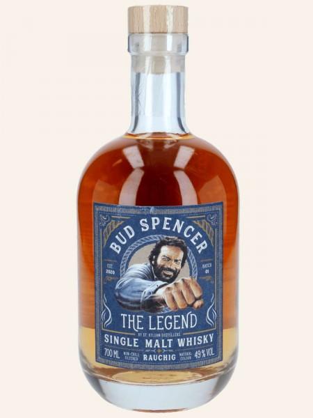 Bud Spencer The Legend Rauchig - Batch 01 - Single Malt Whisky