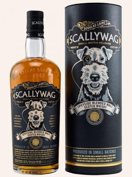 Scallywag - Small Batch Release - Speyside Blended Malt Scotch Whisky