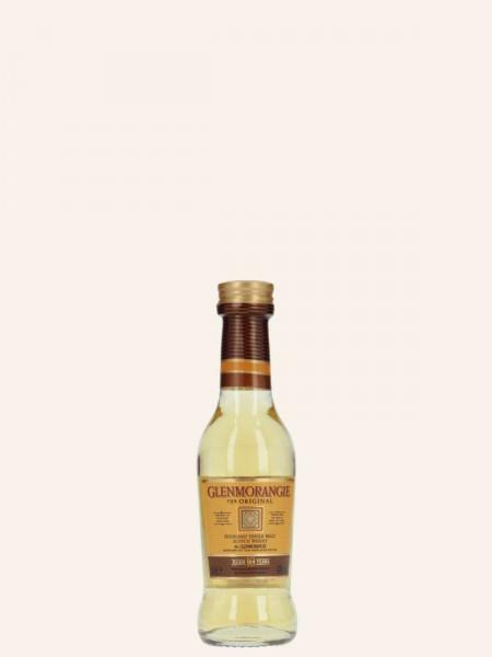 Miniatur - The Original - 10 Jahre - Highland Single Malt Scotch Whisky