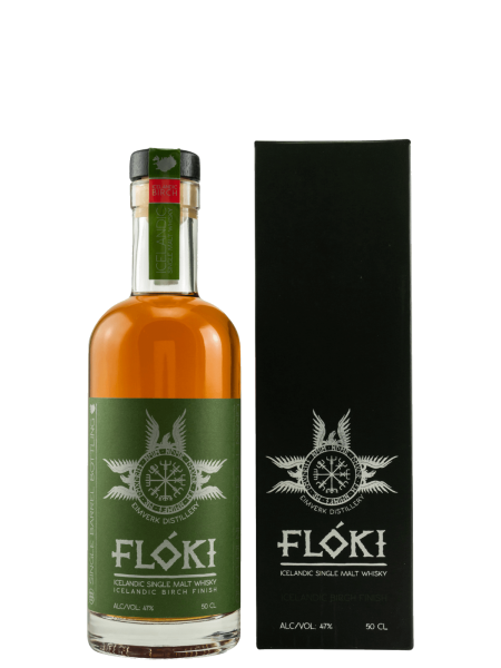Icelandic Birch Finish - Icelandic Single Malt Whisky