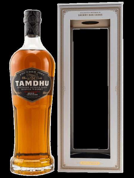 Cask Strength Batch No. 005 - Single Malt Scotch Whisky