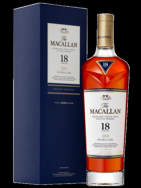 18 Jahre - Double Cask - Highland Single Malt Scotch Whisky