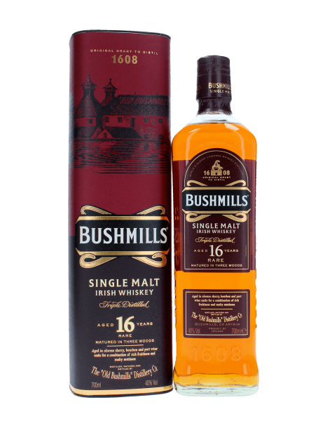 Three Woods - 16 Jahre - Single Malt Irish Whiskey