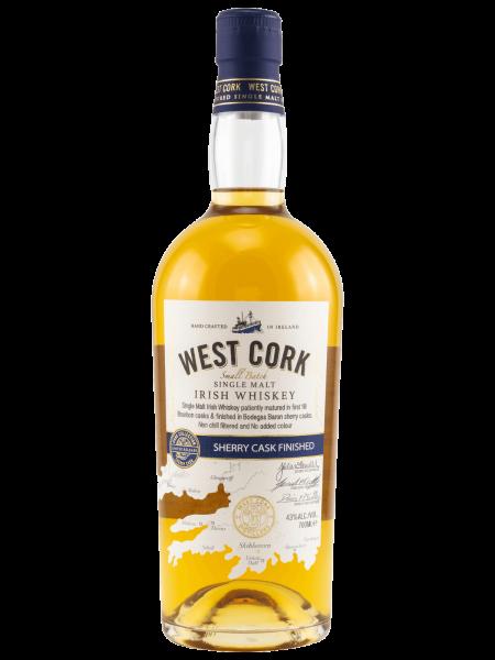 Sherry Cask Finish - Single Malt Irish Whiskey