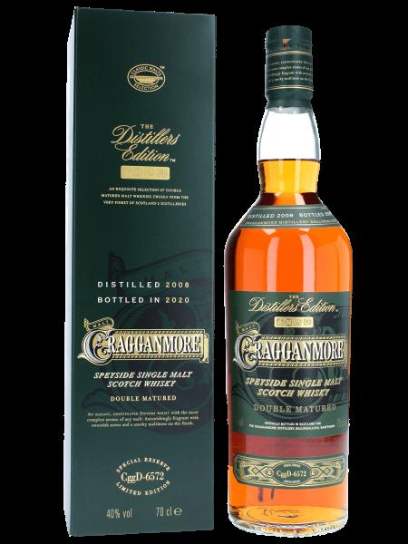 The Distillers Edition - 2008/2020 - Single Malt Scotch Whisky