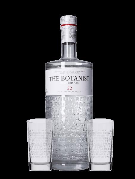Islay Dry Gin - 1,5L + 2 Gläser