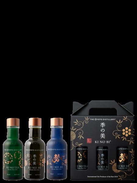 Miniatur - Tasting Set - Dry Gin