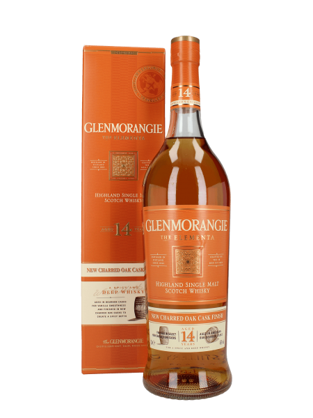 14 Jahre - The Elementa - Highland Single Malt Scotch Whisky