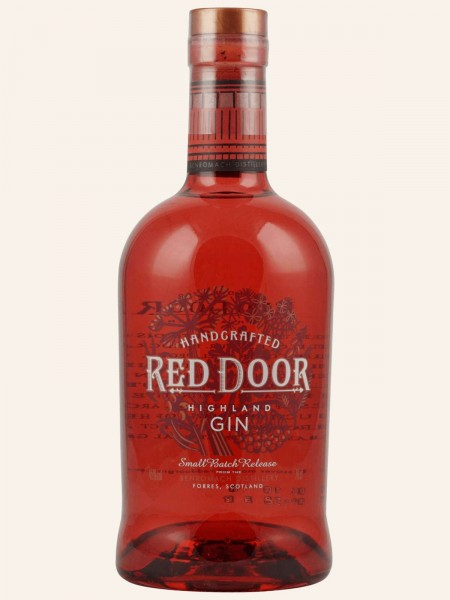 Red Door - Handcrafted - Small Batch Release - Highland Gin