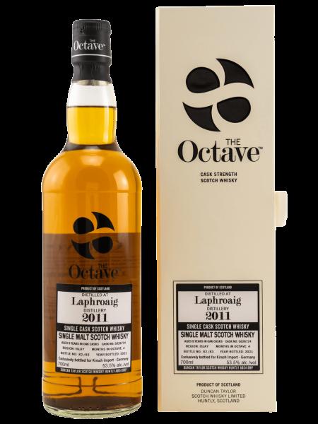 9 Jahre - 2011 - Duncan Taylor - The Octave - Single Malt Scotch Whisky