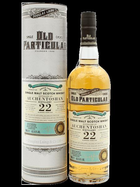 22 Jahre - 1997/2020 - Douglas Laing - Old Particular - DL13912 - Single Malt Scotch Whisky